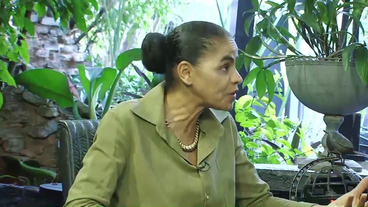 Machismo na política: Gustavo Mendes pergunta a Marina Silva!
