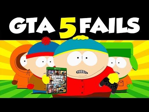 GTA 5 FAILS & WINS #6 // (GTA V Funny Moments Compilation)