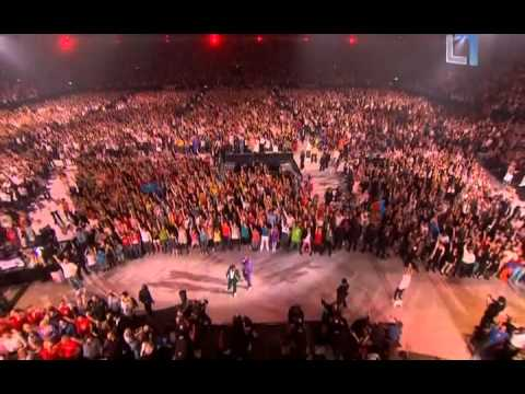 Eurovision 2010 Flash Mob Dance video