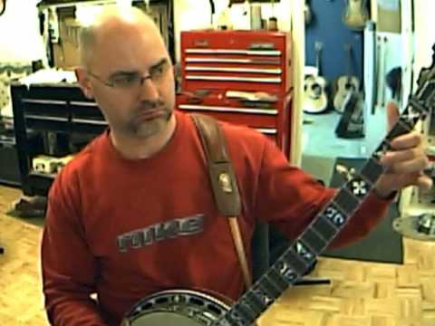 Banjo Riff