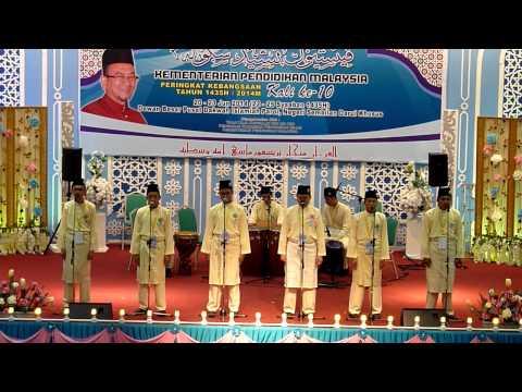 Festival Nasyid Kebangsaan 2014 - Sarawak