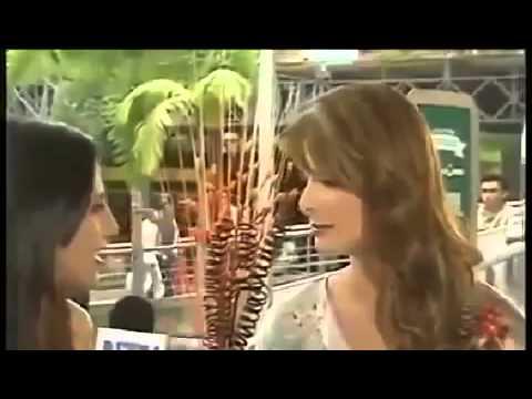 Carolina cruz hablando en inglés