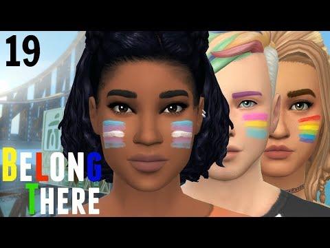 BUFF BODS - Belong There: Sims 4 | Episode 19