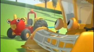 Traktor Tom - Vizijevo mirno mesto