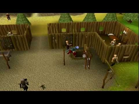 Runescape 1-99 defence guide w/commentary [HD]