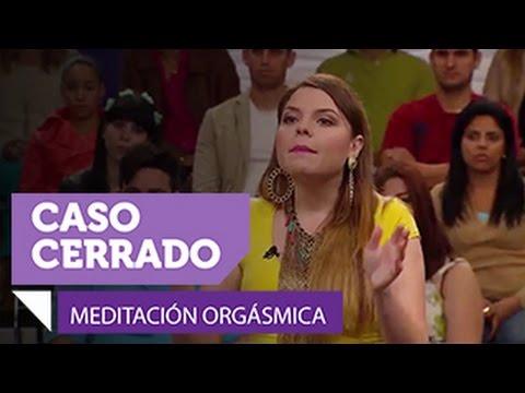La rumana-meditación orgásmica. Parte 1 de 3 de Caso Cerrado