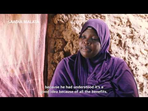 Kenya video Small steps to a healthy baby  Tana North