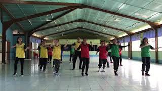 Panama Dance.   Pendidikan Jasmani