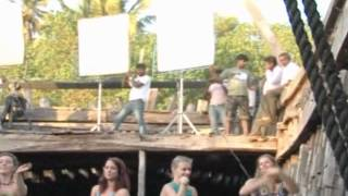Godfather - making of Godfather kannada movie 2012.flv