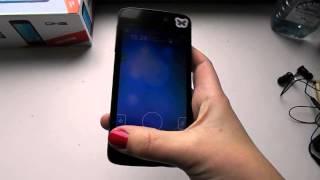 Смартфон DNS S4508