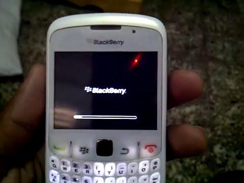 como desinstalar una aplicacion en BlackBerry
