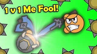 Random Players asking for a 1vs1 + Hilarious Moomoo.io Moments!