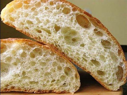 Почему после выпечки хлеб крошится 14