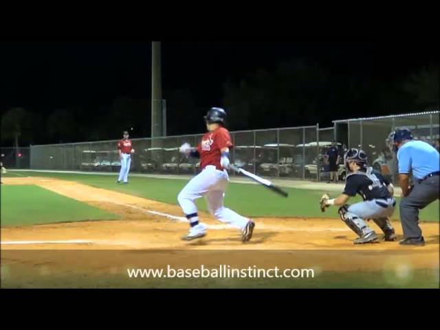 Bo Bichette 3B,SS, Laurel Springs High School, 2013 WWBA Championships