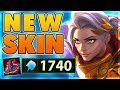 *1700+ AP* DONT TRY THIS BUILD (NEW SKIN) - BunnyFuFuu