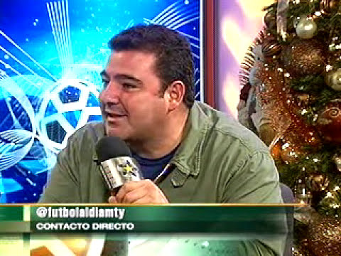 David Faitelson mano a mano con Don Robert