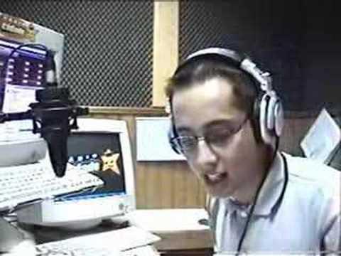 RÁDIO CIDADE FM - PORTUGAL - CAIO CEZAR ON AIR 3