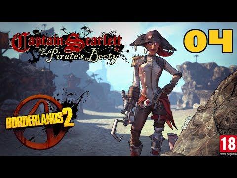 Borderlands 2 - DLC - Captain Scarlett and Her Pirate