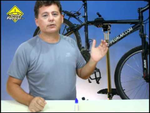 Manutenção De Bike - Lubrificação De Corrente De Bike Com Squirt video