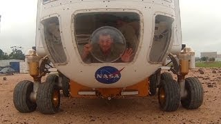 Always On - Roving the Moon and Mars in NASAs concept space explorer