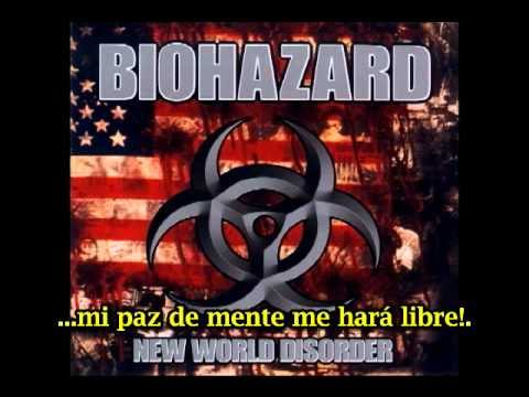 Biohazard - Resist
