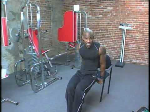 Dolvett Quince's Chair Workout