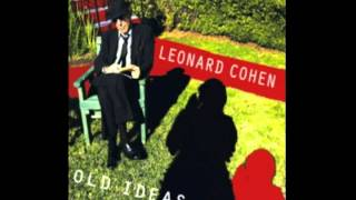 Watch Leonard Cohen Amen video