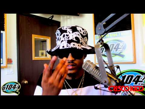 August Alsina Interview With CRISCO KIDD