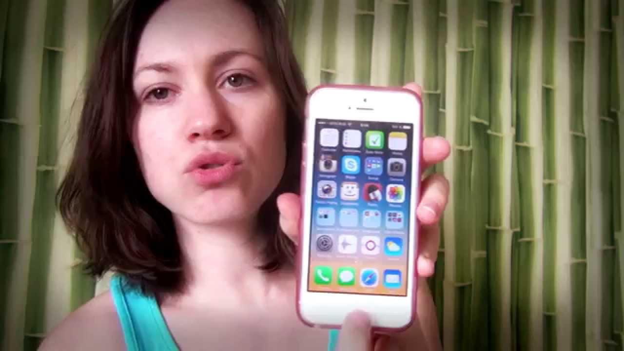 Как сделать снимок экрана на iphone 4s