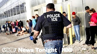 Ohio Immigrant Arrests & Net Neutrality Dies: VICE News Tonight Full Episode (HBO)