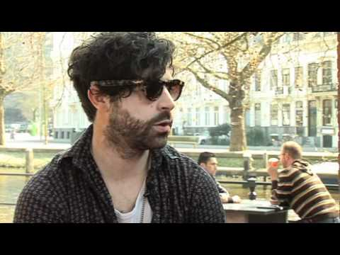 Foals interview - Yannis Philippakis (part 3)