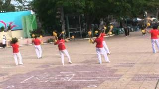 song gậy - Bd: CLB Dưỡng Sinh Tao Đàn