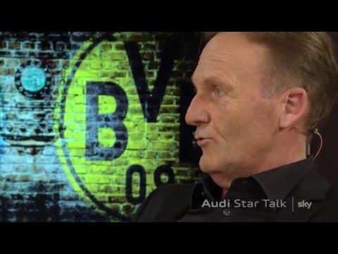 Hans-Joachim Watzke im Audi Star Talk - Teil 3