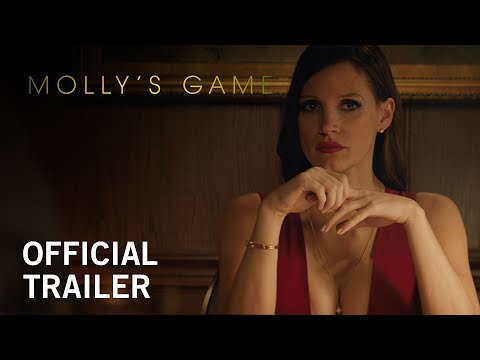 Molly's Game | Official Trailer | Own It Now On Digital HD, Blu-ray™ & DVD