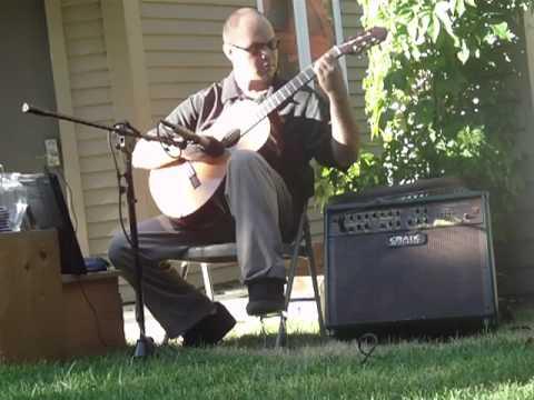 Heitor Villa Lobos - Suite Populaire Bresilienne No4 Gavotta Choro