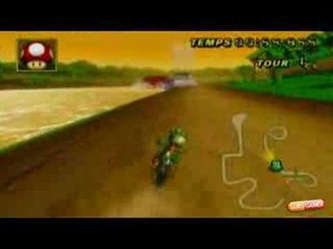Juegos Mario Kart Wii Atajos en Mario Kart Wii