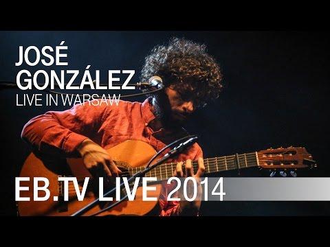 JOSÉ GONZÁLEZ live in Warsaw (2014)