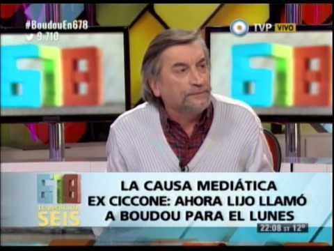 DEBATE CON AMADO BOUDOU - OTRA PRUEBA QUE SE LES CAE - 05-06-14