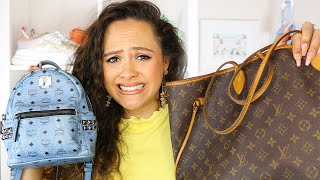 5 LUXURY BAGS I WOULDN'T BUY AGAIN - DON'T WASTE YOUR MONEY $$$
