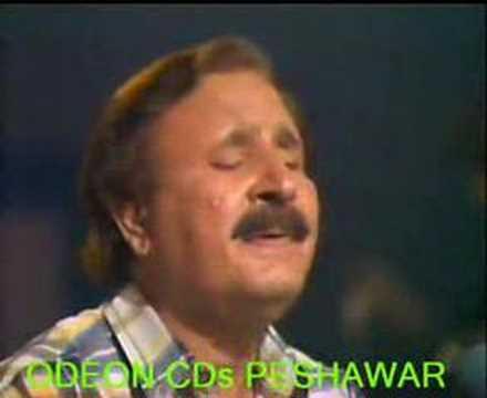 Ma wey zama Laila - Sardar Ali Takkar - Pashto