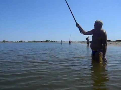 ловля бычка в азовском море бердянск