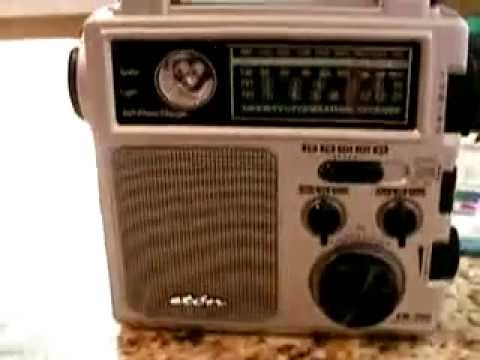 eton fr-300 radio review