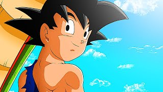 What Really Happened To Goku At The End of DragonBall GT?