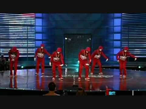 Jabbawockeez - Abdc Week 7 - Red Pill video