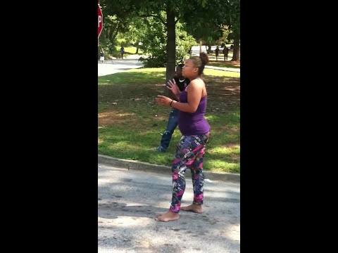 Juss Another Day In The Hood (fight!!) video
