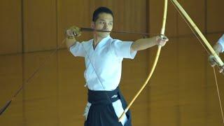2018年 第69回全日本男子弓道選手権大会 決勝 最終立① All Japan Kyudo Championship