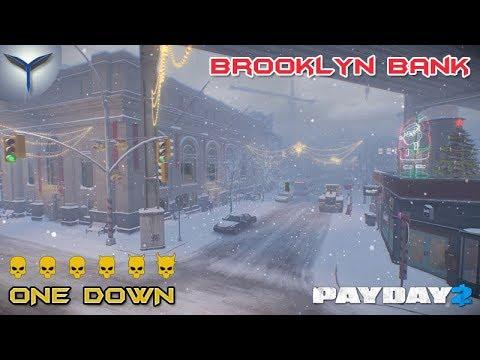 Payday 2. Как пройти карту Бруклинский банк/Brooklyn Bank. One Down.