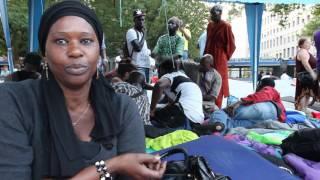 Khady Ndiaye Gueye - Réfugiée sénégalaise à Munich (Allemagne)