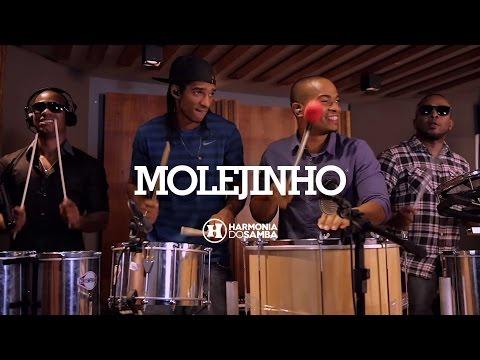 Harmonia do Samba - Molejinho (Vídeo Oficial)