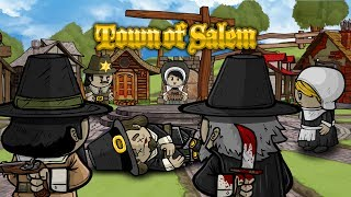 Town of Salem - TE VAGY A GYILKOS! KI, ÉÉÉN?